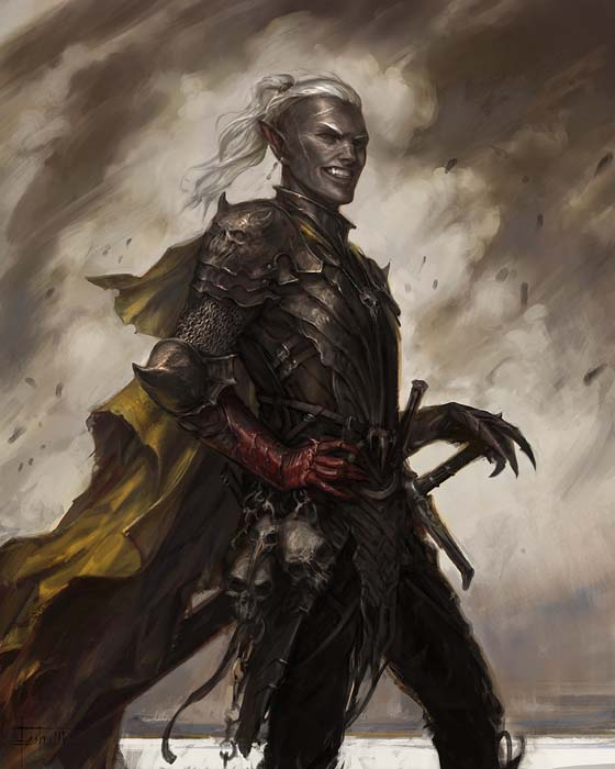 Drow 6 - Forgotten Realms